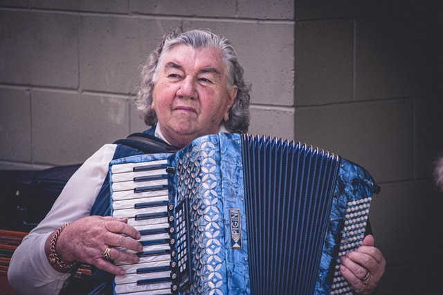 Where to buy Accordions in Ireland